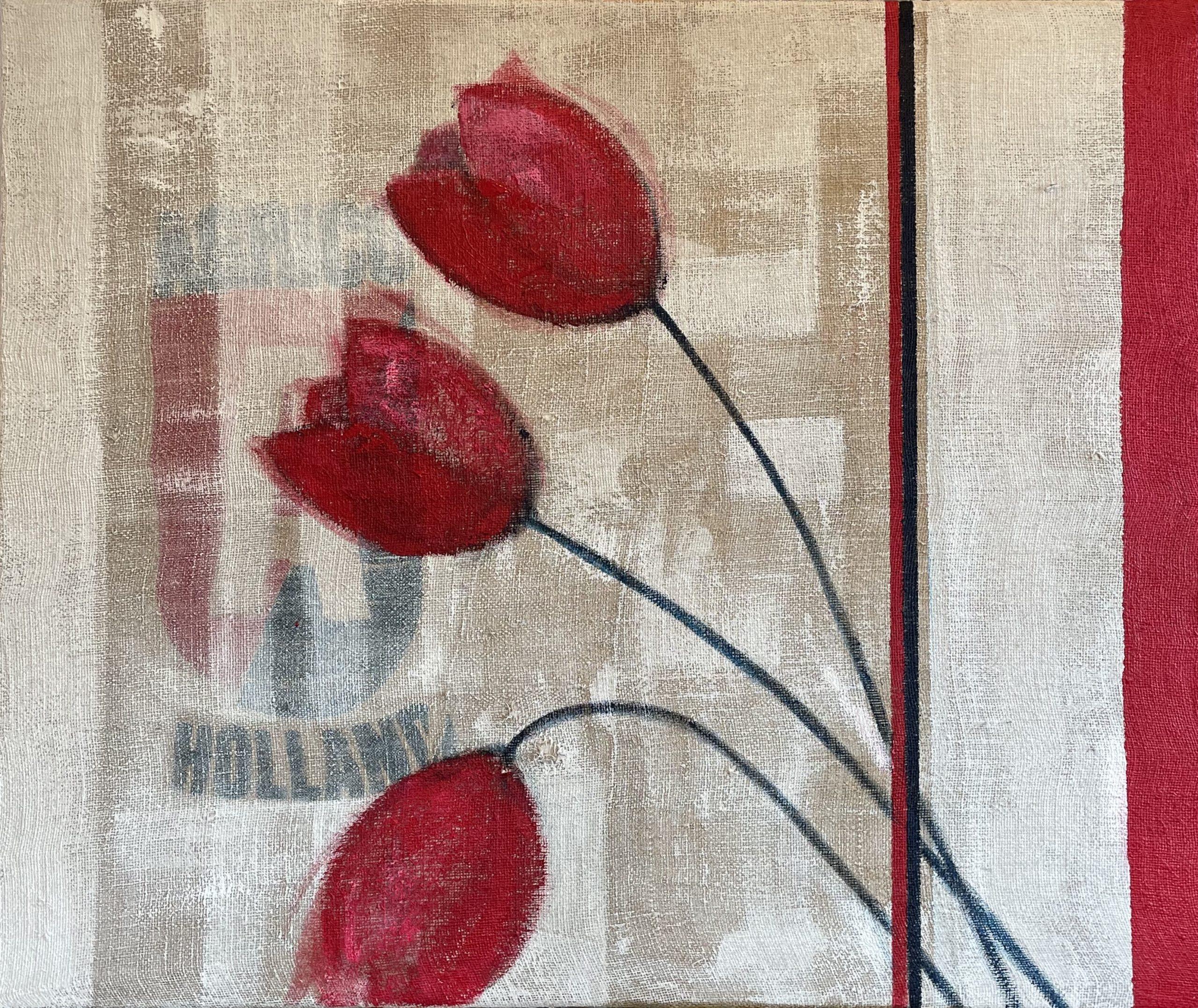 Tulpen - 100 x 120